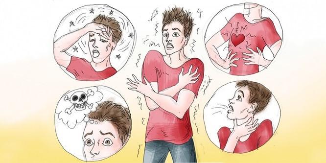 Panik atak nedir? Nedenleri, belirtileri, testi ve tedavisi