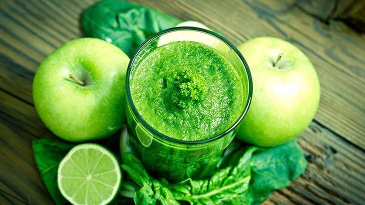 Yeşil detoks suyu - Acıbadem Hayat